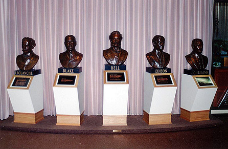 Bust Stands