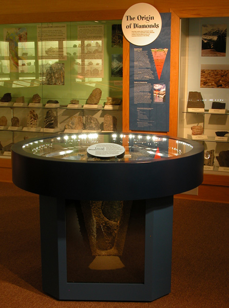 Diamond Exhibit